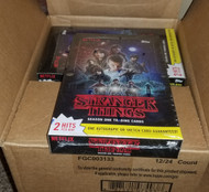 2018 Topps Stranger Things Season 1 Unopened Hobby Box - Netflix
