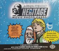 2004 Topps Star Wars Heritage Wave 2 Unopened Hobby Box