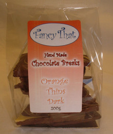 Orange Thins Dark Chocolate