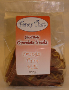 Orange Thins Milk Chocolate