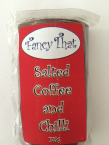 Salted Coffee and Chilli Fudge