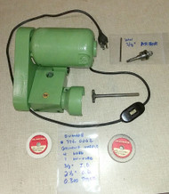 Emco Maximat Super 11 & V10 Lathe Tool Post Grinder w/ Accessories
