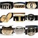 custom logo belt buckle