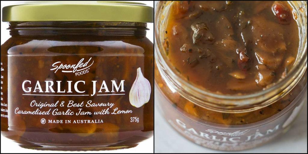 Garlic Jam
