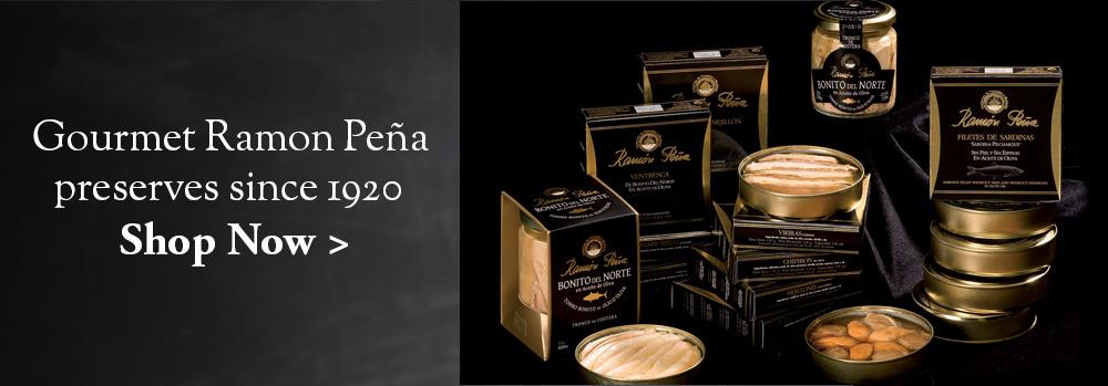 Ramon Peña Preserves from Spain since 1920