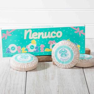 Fragrance Bar Soap - 3-pack by Nenuco