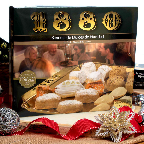 Christmas Sweets Selection - Bandeja by 1880