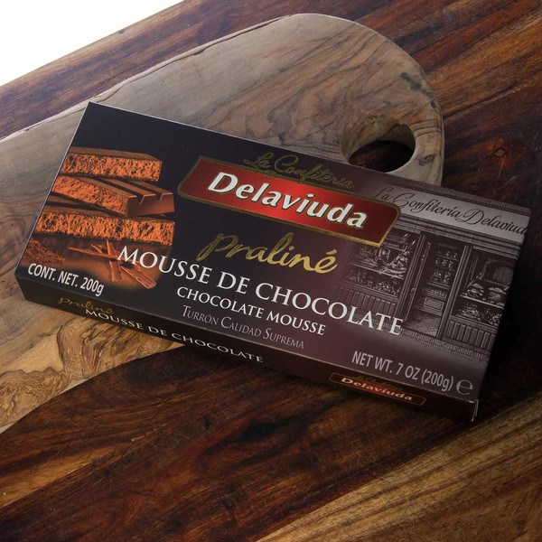 Chocolate Mousse Turron by DeLaViuda