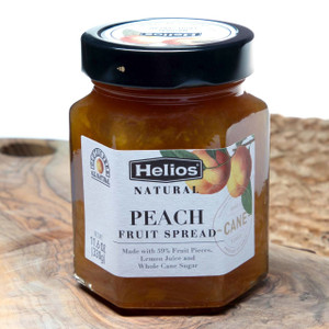 Helios Confitura Natural Peach 11.6 oz
