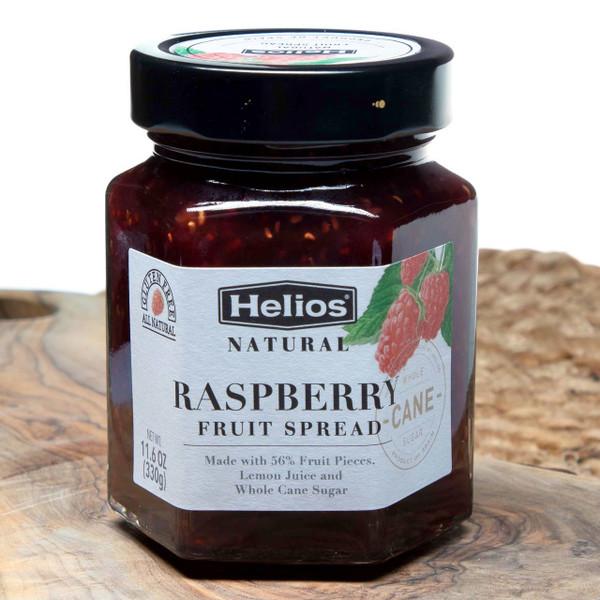 Helios Confitura Natural Raspberry 11.6 oz