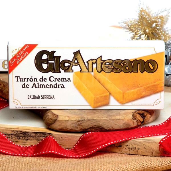 Sugar-free Cream of Almonds by El Artesano