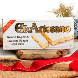 Sugar-free Turron Imperial by El Artesano
