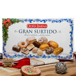 Assorted Specialities and Chocolates - 1000 g - by Dona Jimena
