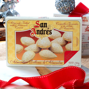 Almond Delights by San Andres