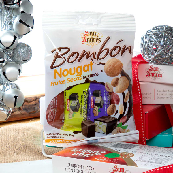 Bonbon Nougat Assortment by San Andres