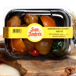 Assorted Candied Fruit by San Andres