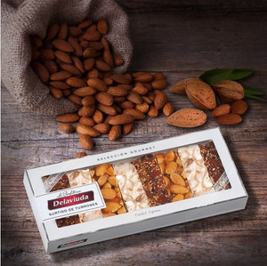 Gourmet Turron Assortment by Delaviuda