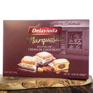 Marquesas rellenas de Chocolate by Delaviuda