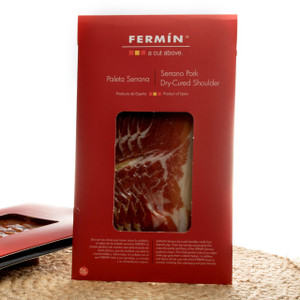 Sliced Paleta Serrana by Fermín - 2 oz