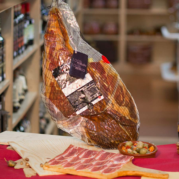 Boneless Jamón Ibérico de Bellota Ham by Fermín