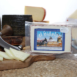 Wine Goat Cheese - half mini-wheel 'El Hidalgo'