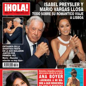¡HOLA! Magazine - Revista