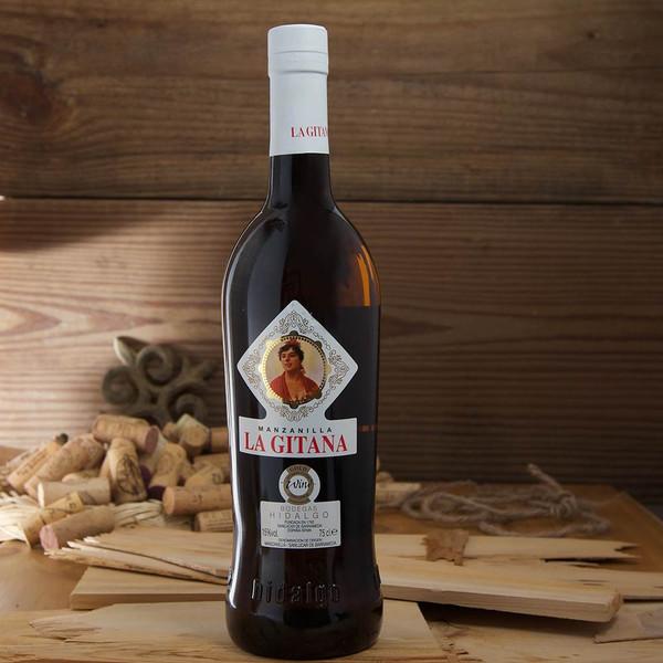 Manzanilla Sherry La Gitana 750 ml