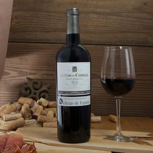 Altos de Corral 2008 Crianza - Rioja