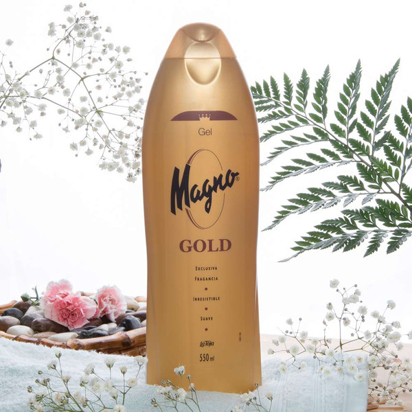 Magno Gold Shower Gel