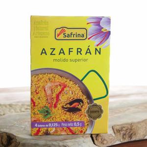 Powdered Saffron Safrina by Triselecta