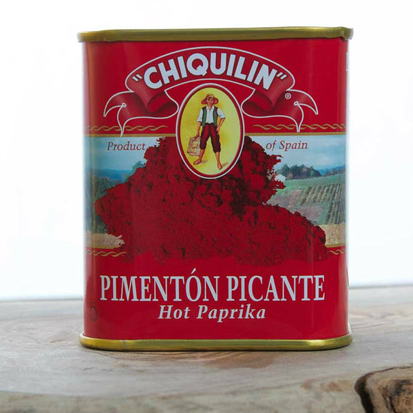 Hot Spanish Paprika by Chiquilin