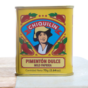 Spanish Paprika Mild by Chiquilin