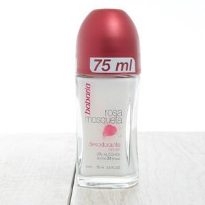 Babaria Roll-On Deodorant Rosa Mosqueta