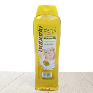 Baby Shampoo with Camomile Babaria