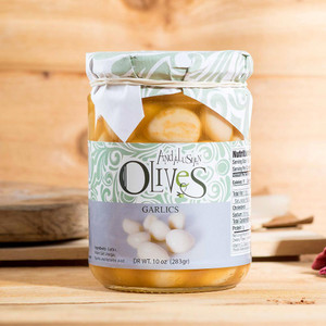 Garlic by Andalusian Olives