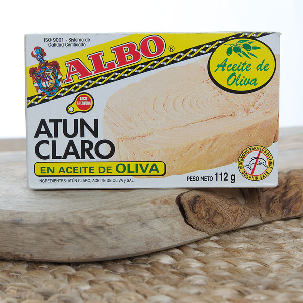 2 Tins of Yellowfin Tuna in Olive Oil  by Albo
