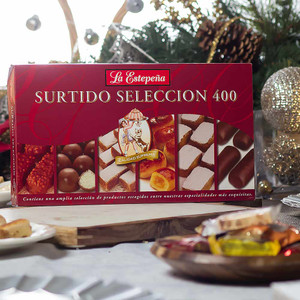 Assorted Selection 400 by La Estepeña