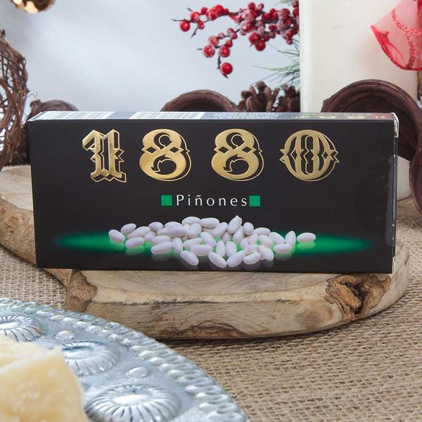 Piñones - Sugar-coated Pine nuts by 1880