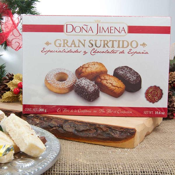 Gran Surtido Box by Doña Jimena