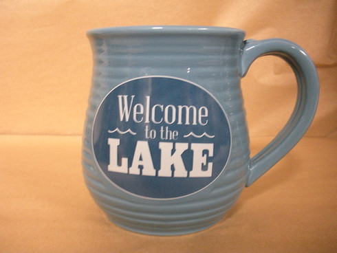 Mug ~ Welcome to the LAKE