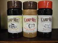 Lemon Pepper Camp Mix 4 oz Made in NH