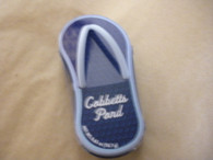 Breath Mints ~ Tin Flip Flop ~ Featuring Cobbetts Pond