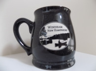 Mug - Windham NH. Color: Charcoal