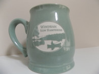 Mug - Windham NH. Color: Sage