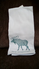 NH Towel ~ Moose