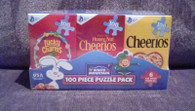 100 piece puzzle pack General Mills