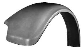 K200-RR 1949-1977 VW Beetle Heavy Duty Deluxe Extra Thick Baja Broad Eye Rear Right Wide Fender Will Not Fit Super Beetle
