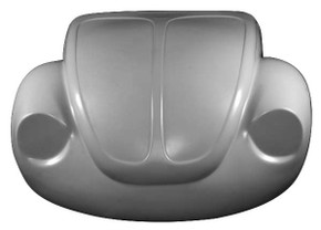 K117 1971-1972 VW Super Beetle Stock One Piece Front End NO Cutting of Vehicle Metal Required