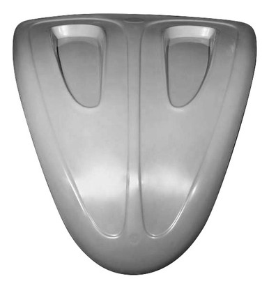 H400R 1973-1975 VW Super Beetle Stock Size Recessed Hood