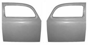 DO109 1949-1977 VW Beetle and 1971-1979 VW Super Beetle Racing Doors- PAIR , NOT For Street Use-NO Steel Reinforcement